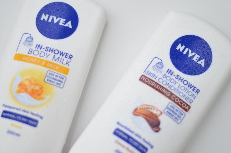 Nivea In-shower Body Milk 2