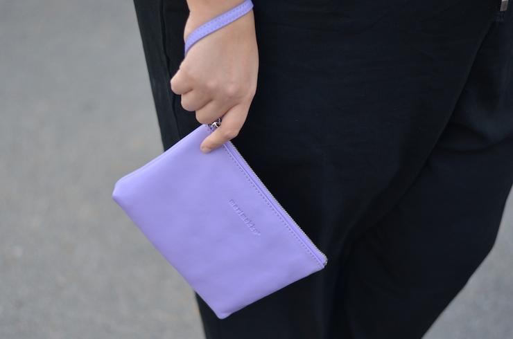 Marimekko clutch
