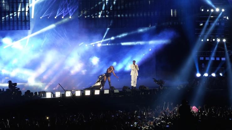 Jay Z Beyonce Paris