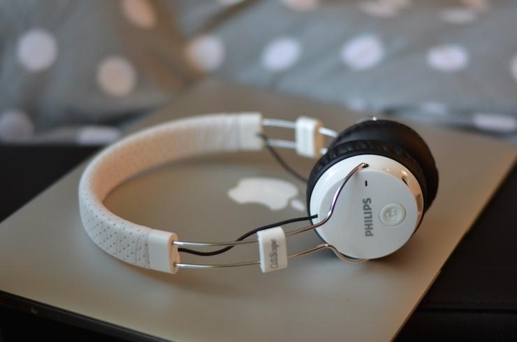 Philips bluetooth kuulokkeet