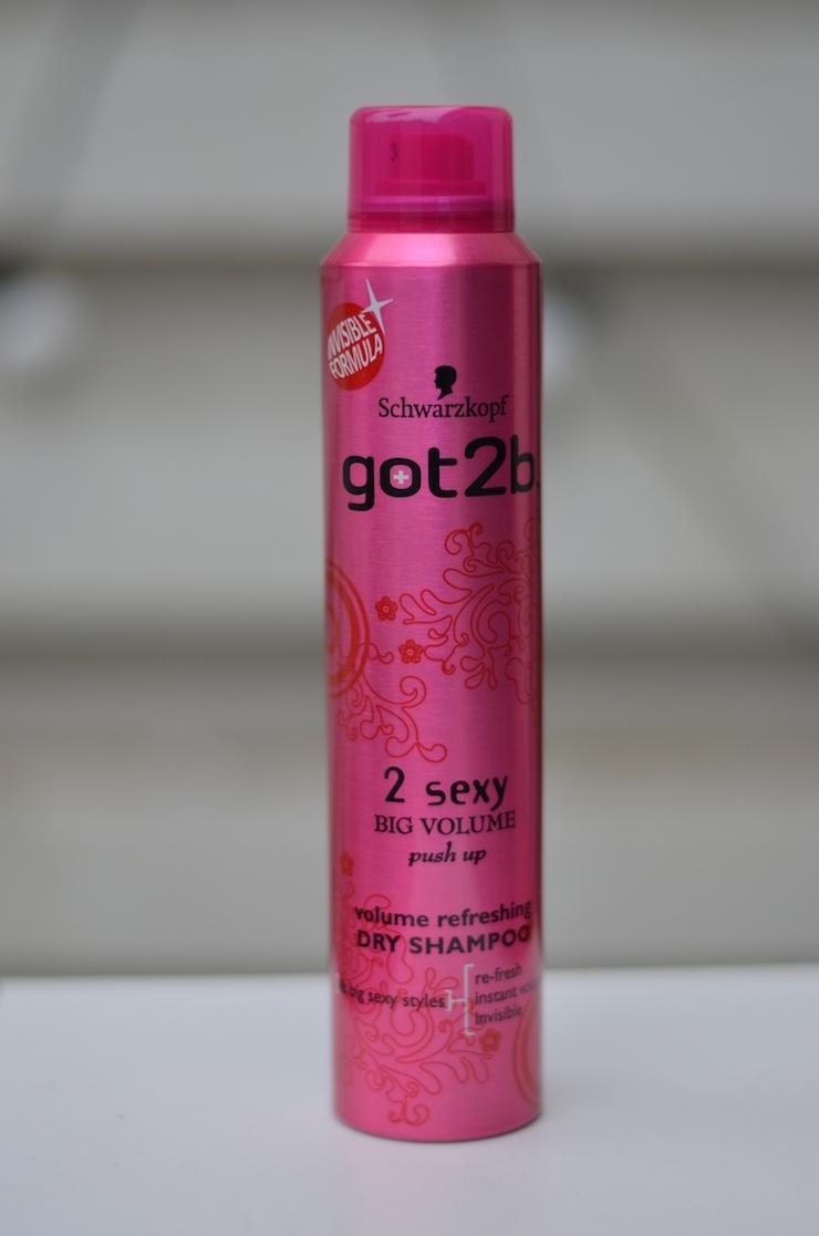 Got2b kuivasampoo