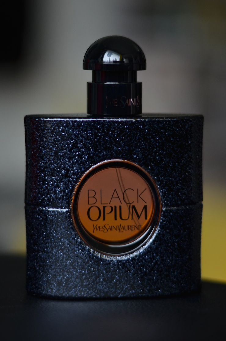 YSL Black Opium tuoksu