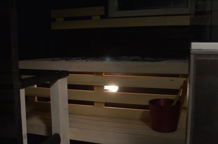 PlusMimmi Sauna