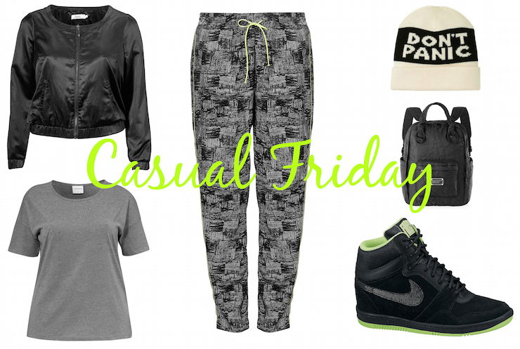 Casual Friday VALMIS