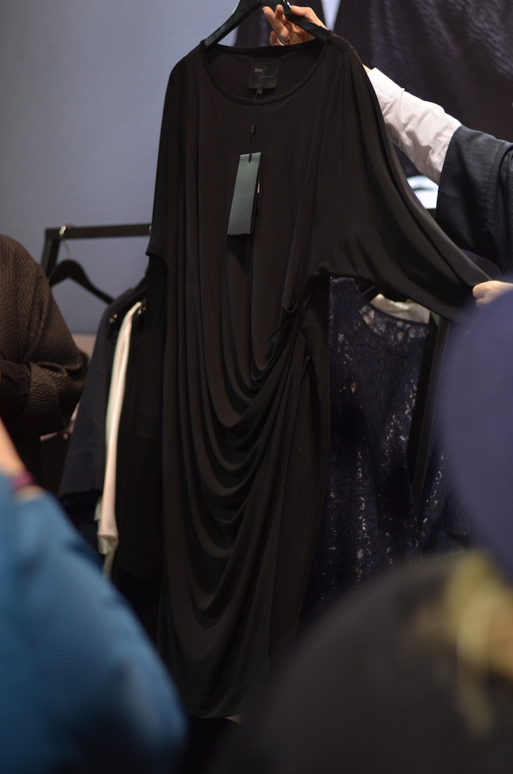 Zizzi Inspired By you Black Label Black Dress