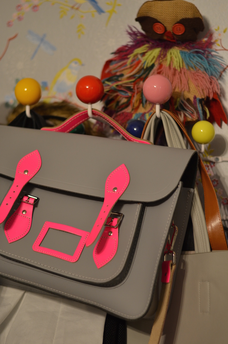 Uusi laukku