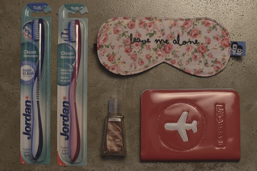 passi ja hammasharja
