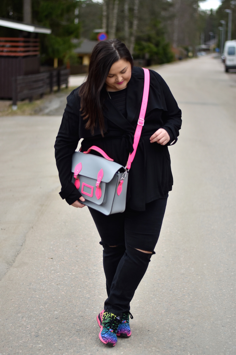 Plus size blogger 2