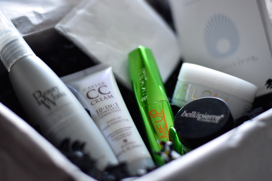 Beauty Box August 2015