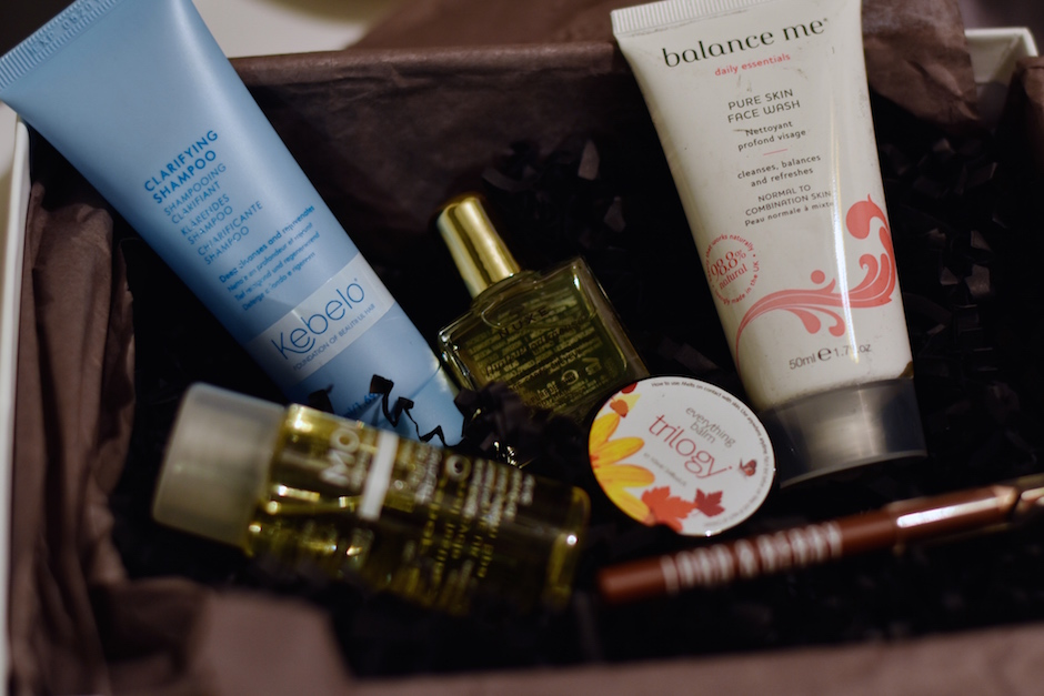 Beauty Box July