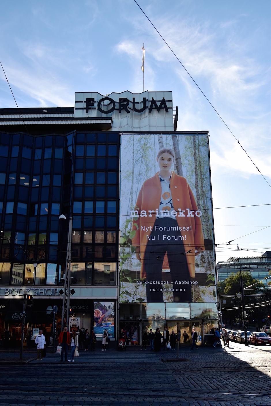 Kauppakeskus Forum Marimekko Helsinki DSC_0392