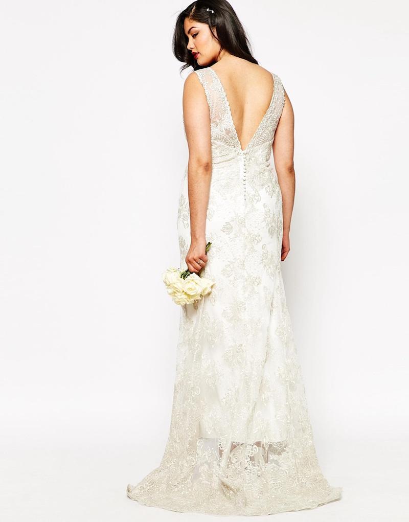 ASOS Curve Bridal 2