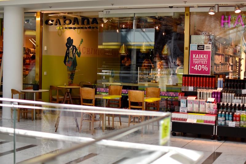 Cabana de Empanadas Kauppakeskus Forum DSC_0347