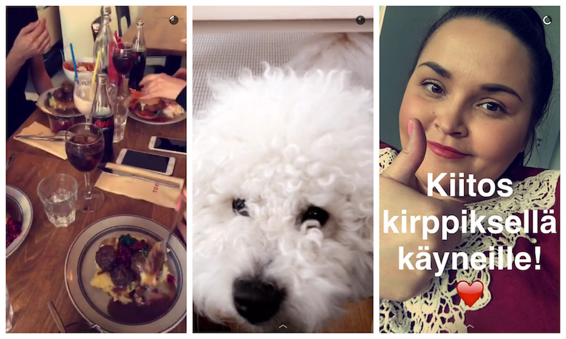 Snapchat PlusMimmi