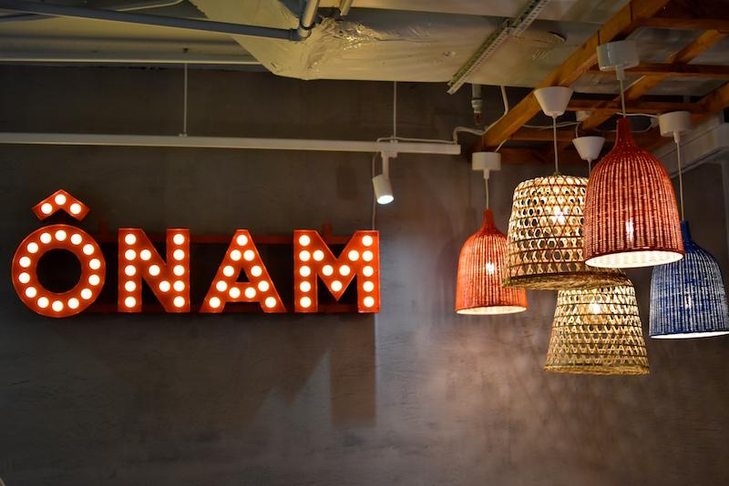 Onam vietnamilainen ravintola Kauppakeskus Forum Helsinki DSC_0001