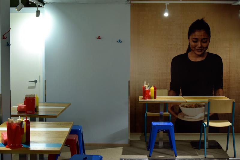 Onam vietnamilainen ravintola Kauppakeskus Forum Helsinki DSC_0012