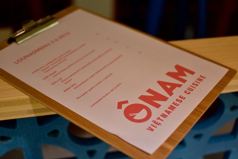 Onam vietnamilainen ravintola Kauppakeskus Forum Helsinki DSC_0022