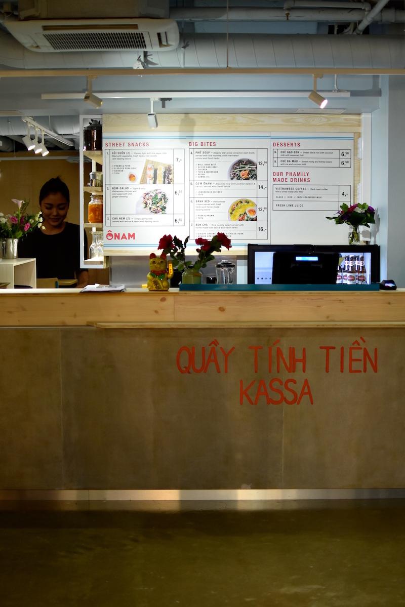 Onam vietnamilainen ravintola Kauppakeskus Forum Helsinki DSC_0025