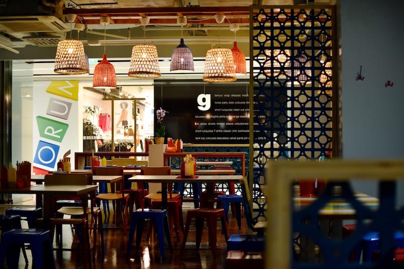 Onam vietnamilainen ravintola Kauppakeskus Forum Helsinki DSC_0037