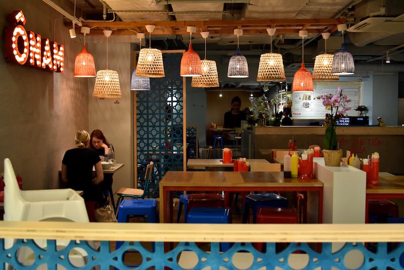 Onam vietnamilainen ravintola Kauppakeskus Forum Helsinki DSC_0064