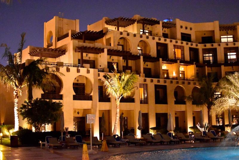 Hilton Ras Al Khaimah Resort Spa Arabiemiraatit DSC_0122