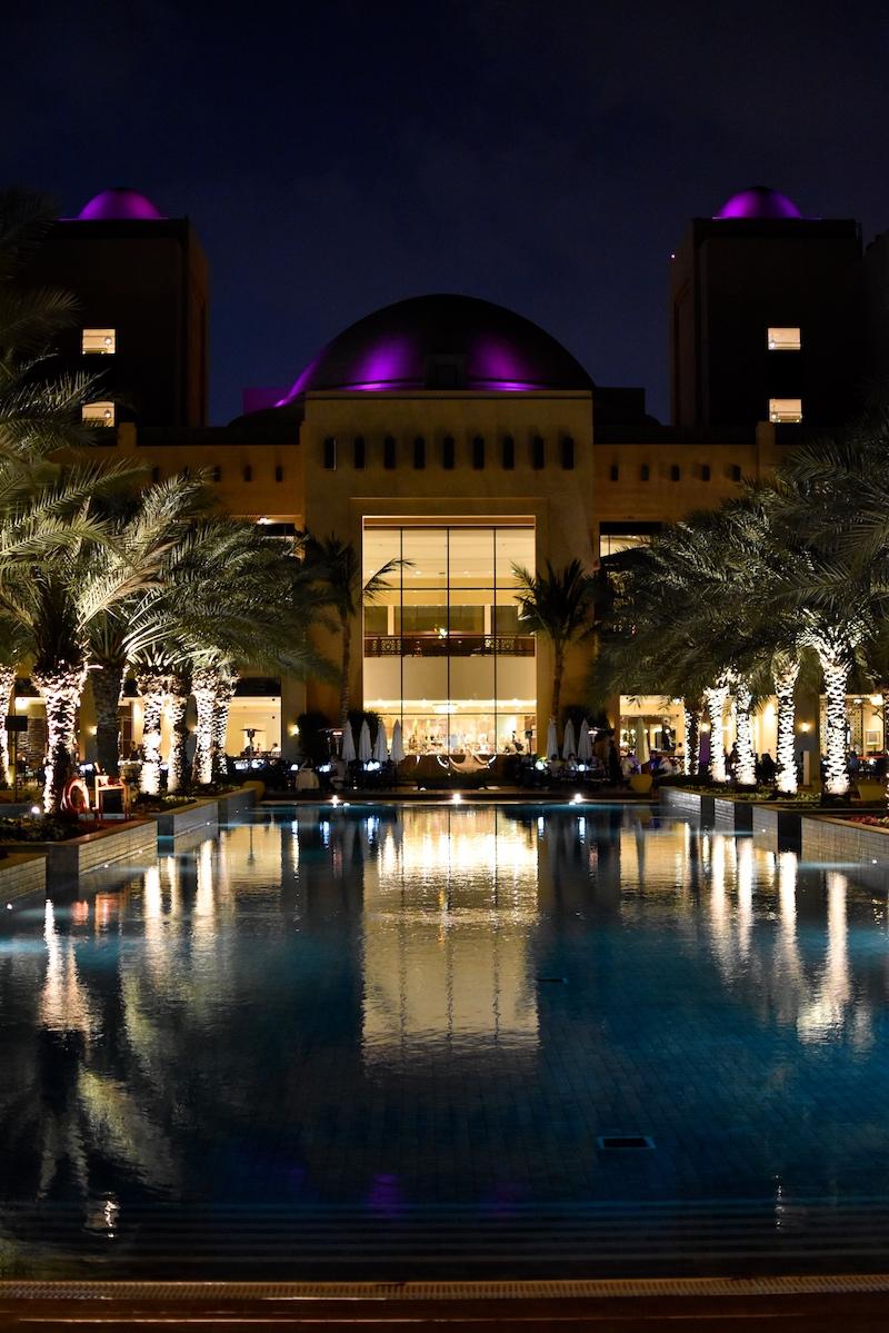 Hilton Ras Al Khaimah Resort Spa Arabiemiraatit DSC_0254