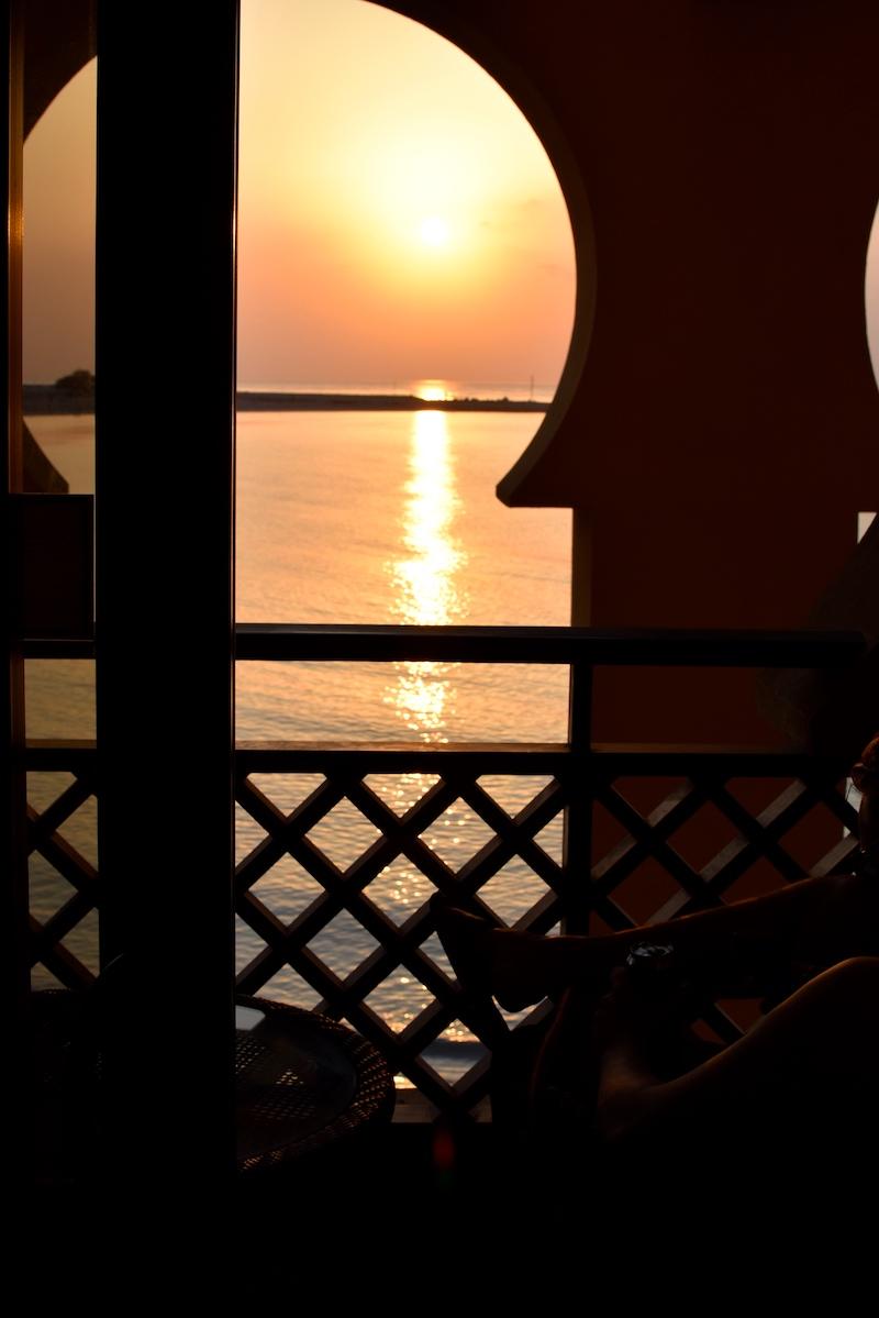 Hilton Ras Al Khaimah Resort Spa Arabiemiraatit DSC_0411