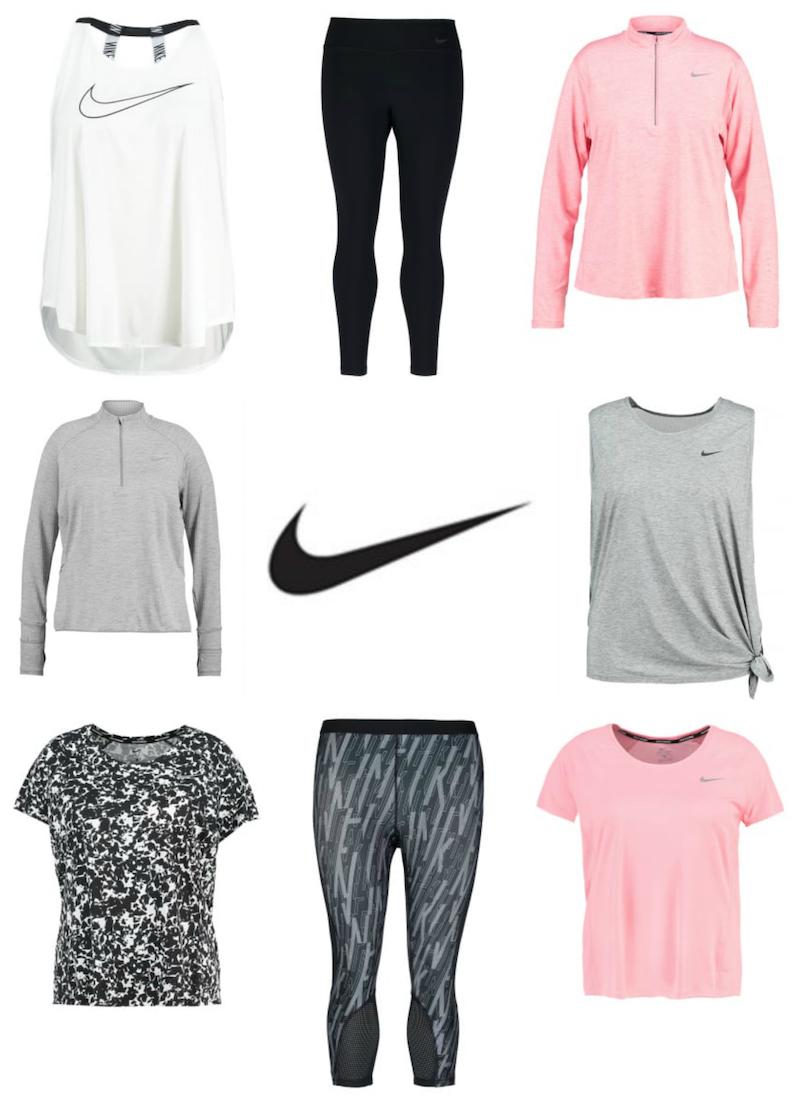 Nike Plus urheiluvaatteet