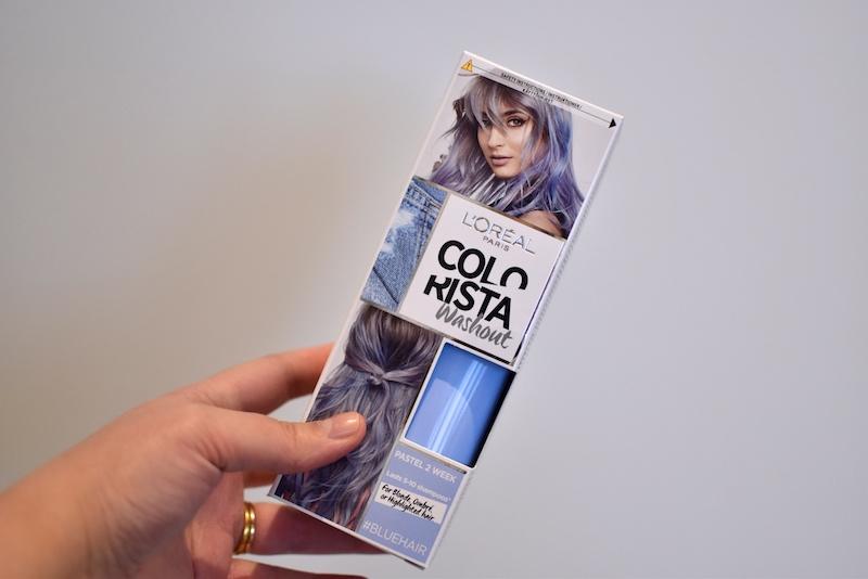 Colorista washout bluehair siniset hiukset DSC_0007